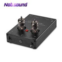 Nobsound Tubo de válvula auxiliar y MM para tocadiscos, Hi Fi preamplificador estéreo, nuevo oso pequeño T7 6J1, Envío Gratis