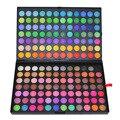 Pro 168 A Todo Color Del Maquillaje Cosmético Sombra de Ojos Paleta de Sombra de Ojos 2 Capas de maquillaje