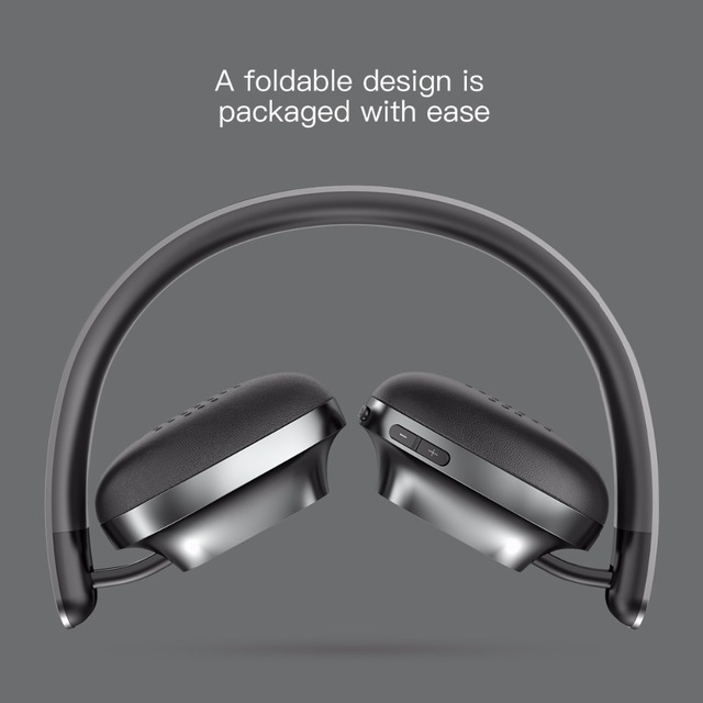 Wireless Stereo Headphone with Microphone