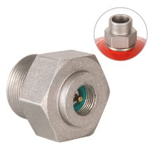 Outdoor Camping Gas Stove Connector Gas Adapter Camping Stove Converter Picnic Stove Propane Gas Bottle Adapter