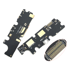 For Gionee E8 GN9008 Dock Connector Charger Board USB Charging Port Flex Cable With Microphone Replacement
