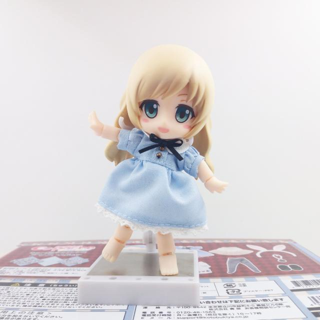 13CM Japanese anime figure Cu poche friends Alice from Alice in Wonderland Nendoroid Doll PVC Action Figure Collectible Model
