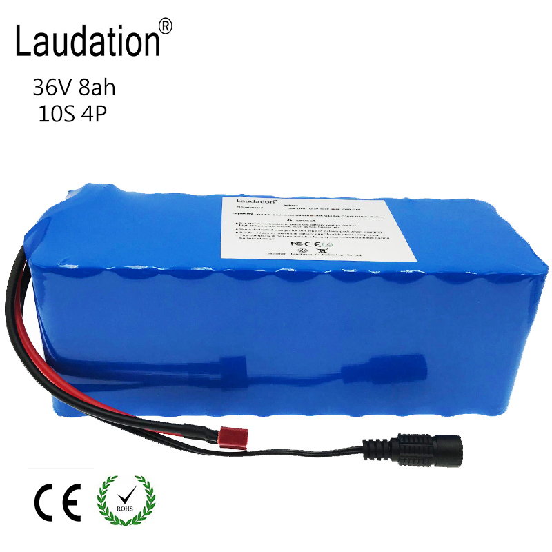 10S 4P 36V 8ah 8000mAh 500W High Power and Capacity 42V 18650 Li-Ion Battery Motorcycle Electric Car Bicycle Scooter with BMS10S 4P 36V 8ah 8000mAh 500W High Power and Capacity 42V 18650 Li-Ion Battery Motorcycle Electric Car Bicycle Scooter with BMS