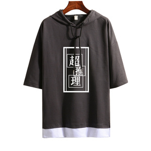 Image 5 - アニメ Bungo 野良犬中島敦コスプレ衣装夏 Tシャツ半袖毎日プルオーバー Tシャツトップス Tシャツ