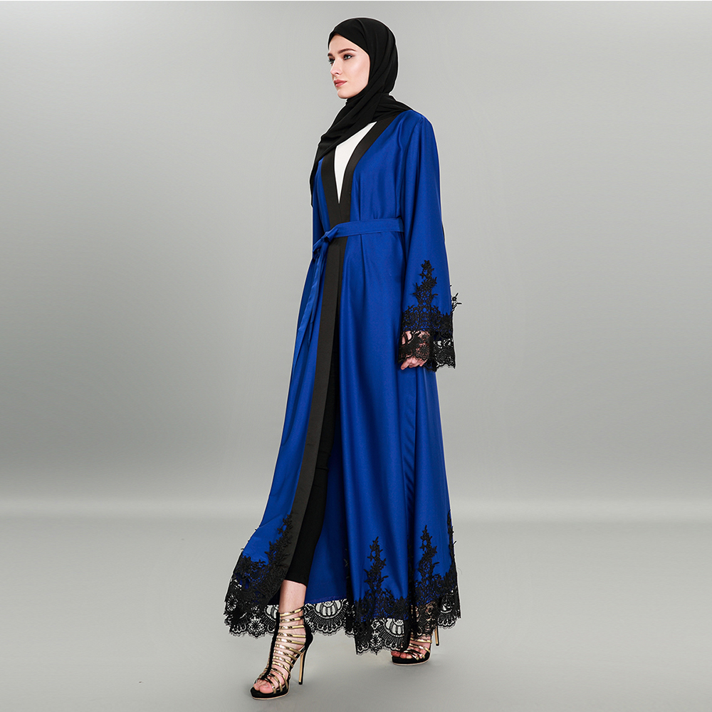 Azure Fashion Lisy Top Kemeja Wanita Soft Blue Daftar Harga Blazer Panjang By Ayuka Un 2018 Women Muslim Abaya Lace Cardigan Dress Elegant Islamic Clothing Patchwork Moslim Jurken