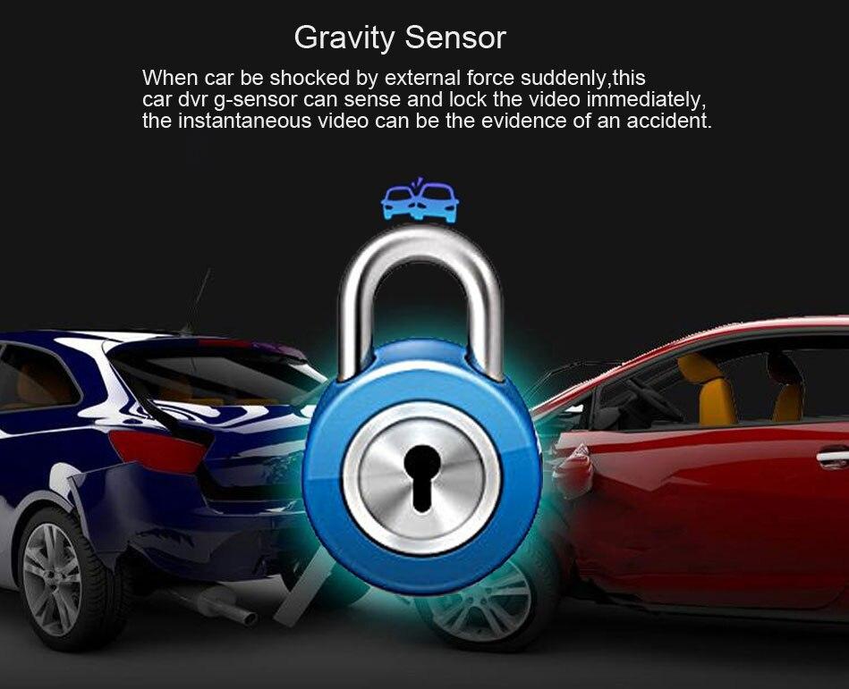 "6.86"" inch 4G ADAS Car DVR Dash Cam Mirror GPS Bluetooth WIFI Android 5.0 Dual Lens FHD 1080p Video Recorder Camera 11"