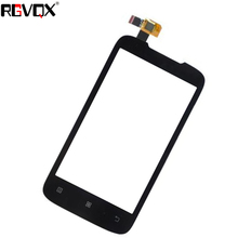New Touch Screen For Lenovo A369 A369i Digitizer Front Glass Lens Sensor Panel Replacement new front touch screen panel sensor outer glass digitizer replacement parts for lenovo miix 310 10icr miix310 miix 310