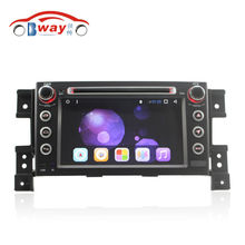 Bway Android 6.01 Car dvd gps for SUZUKI Grand Vitara Grand Nomade 2006-2011 android Car Video player with wifi 3G mirror link