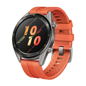 Image 4 - FIFATA 22/20mm Smart Uhr Band Für Huawei Uhr GT/GT2 Strap Silikon Bands Sport Armband Für ehre Uhr Magie Handgelenk Riemen
