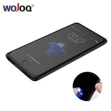 WOJOQ 2200mAh Power Bank Cover Battery Case Charging for iphone 5 External Rechargeable Battery Charger Case for iphone 5 5s SE portable 2200mah power battery charger usb flashlight for iphone 5s ipod samsung htc black