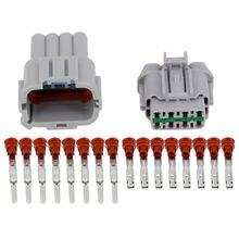 8 контактный автомобильный разъем передняя панель налобный фонарь
