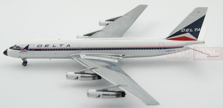 G2DAL507 America CV-880 N8802E GeminiJets 1:200 Delta commercial jetliners plane model hobby