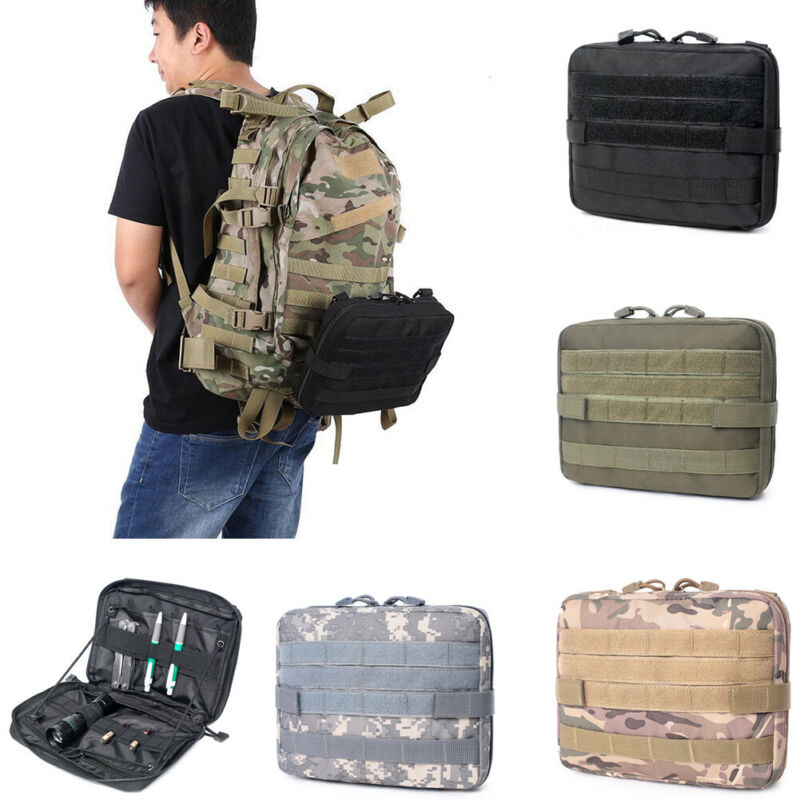 Hot Carrier Pouch Storage Bag Nylon Outdoor Travel Box Holder Case For Outdoor Medical Molle Tourniquet
