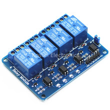4 channel relay 5V module 4-channel relay