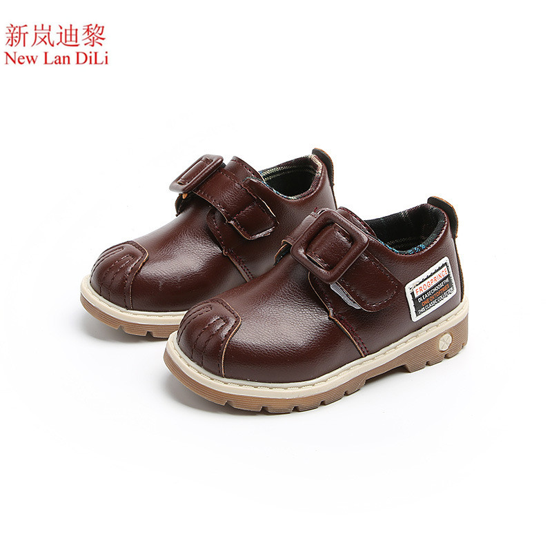 Children Shoes Kids Boys Shoes Casual Kids soft Leather Sport Fashion Children Girls Spring Casual Shoes 2018 New Brand Shoes