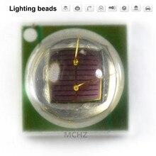 30PCS HONGLI Replace CREE LG 3535 2W red 650-655nm Plant growth lamp beads