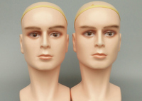 Free Shipping!!Fashionable Style Fake Head Mannequin Head Manikin For Wig Display