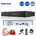 OWSOO HD 1080P 4 Channel NVR Recorder CCTV NVR H.264 P2P Motion Detection Onvif DVR Recorder For Home Security IP Camera System