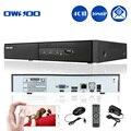Owsoo hd 1080 p nvr gravador de 4 canais cctv nvr h.264 p2p motion detection onvif gravador dvr para home security sistema de câmera ip