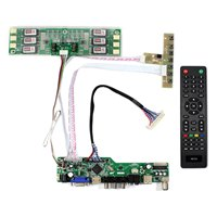22 G220SW01 V1 HDMI VGA USB LCD Controller G220SW01 V0 for 22inch LCD Screen 1680x1050 Resolution LCD Display