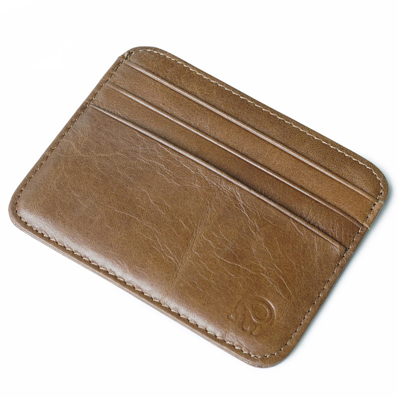 genuine leather driving license wallet and cardcase men driver license cover porte carte leather. Black Bedroom Furniture Sets. Home Design Ideas