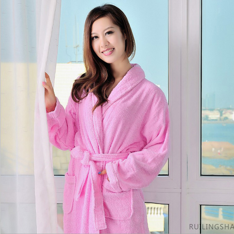 Image 4 - RBS F SL 12-in Robes from Underwear & Sleepwears