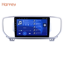 Harfey 9″ 2din Android 8.1/7.1 Car Radio For 2016 2017 2018 KIA KX5 Sportage GPS Navigation Multimedia Player Stereo Head Unit