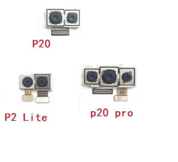 وحدة الكاميرا الخلفية الخلفية فليكس كابل استبدال لهواوي P20 لايت p20 برو