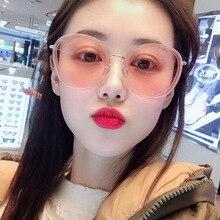 Retro Round Lady Brand Sunglasses Women Mens Outdoor Glasses Creative Sunscreen Leisure Holiday Sun