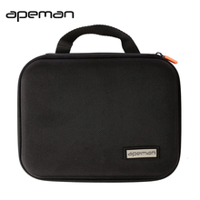 Apeman Motion Cam Storage Bag Sports activities Camcorder Carrying Shockproof Case For Motion Digicam Equipment