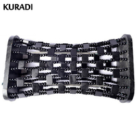 Acupuncture Pin Black Bian Stone Needle Hollow Pillow Head Massage Aid Sleeping Guard Cervical Spondylosis Health Physiotherapy
