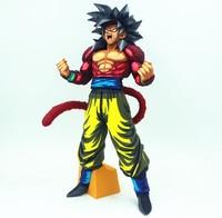 DragonBall GT SMSP Super Saiyan 4 SS 4 Goku Gokou Figurine Action Figure Toy Doll Figurals Brinquedos Collection DBZ Model Gift