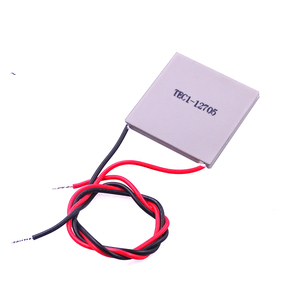 Image 2 - 60pcs החדש הזול ביותר מחיר TEC1 12705 TEC 12705 42.5W 15.4V 5A TEC Thermoelectric Cooler Peltier (TEC1 12705)(תיבה אחת)