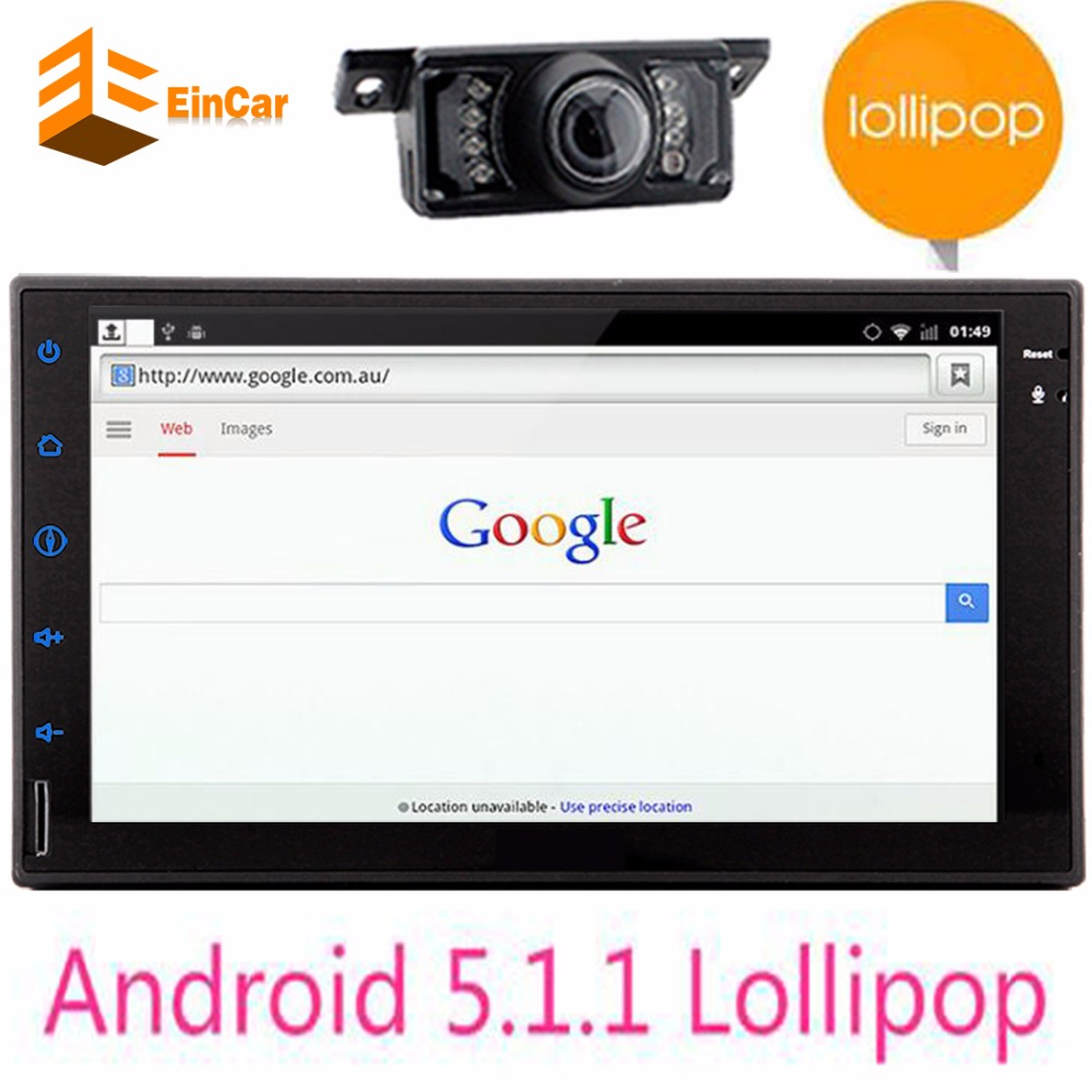 Universal 2 din font b Android b font 5 1 1 font b Car b font