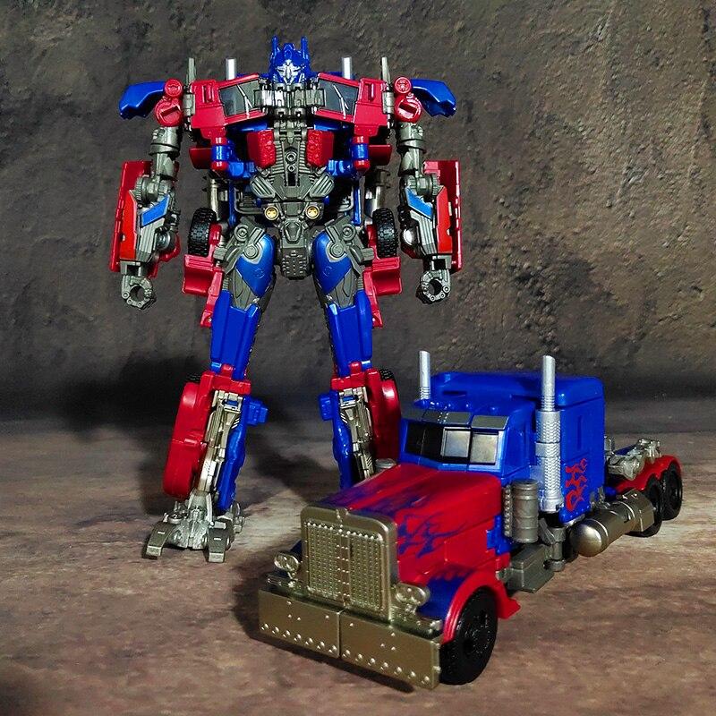 20 cm modèle Transformation Robot voiture Action jouets en plastique jouets Action Figure jouets pour l'éducation enfants meilleur cadeau - 3