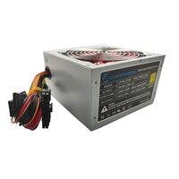 MAX 500W PSU ATX 12V Gaming PC Power Supply Gaming Game 12CM Fan 500W Computer Power Supply computer PSU laboratory power Supply