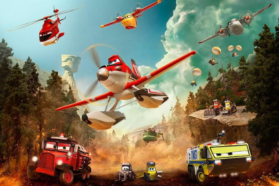 смотреть самолеты видео игра