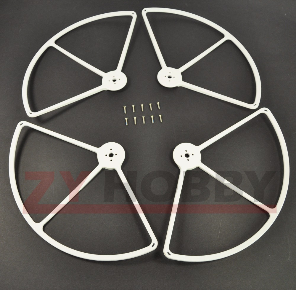 White Protection Cover For F550 550 F450 450 MultiCopter Quadcopter Strong Kits