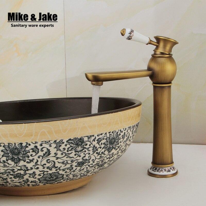 Livraison gratuite laiton antique robinet de salle de bain en bronze Antique finition en laiton lavabo robinet mitigeur robinets deauLivraison gratuite laiton antique robinet de salle de bain en bronze Antique finition en laiton lavabo robinet mitigeur robinets deau
