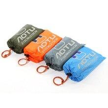Outdoor Waterproof Beach Blanket Portable Picnic Mat Camping Ground Mattress blanket mat 215*215cm