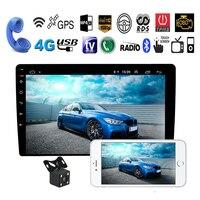 10.1 2 Din Android 8.1 Car Stereo GPS Navigation Bluetooth Car Radio 1GB RAM 16GB ROM Car Multimedia MP5 No DVD Player