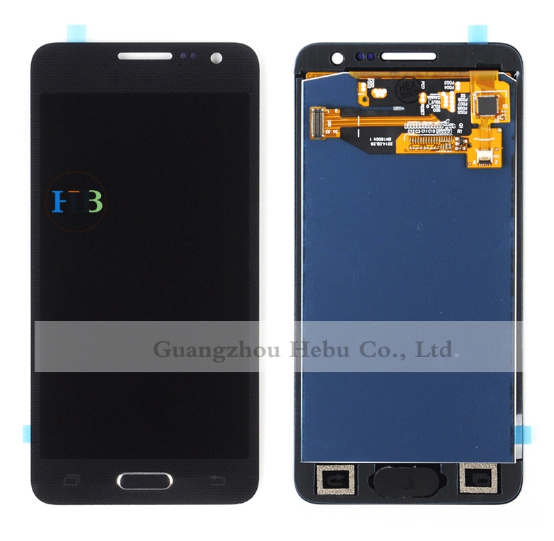 ФОТО Brand New A3 Lcd Free Shipping A300 LCD Screen With Touch Digitizer For Samsung Galaxy A3 A300 SM-A300F A300FU LCD +Tools 1Pcs