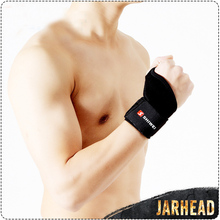 SBR Fitness Sports Wrist Support Finger Pressure Winding Sports Wristband For HIP-HOP Bike Basketball Cycling Wrist Support