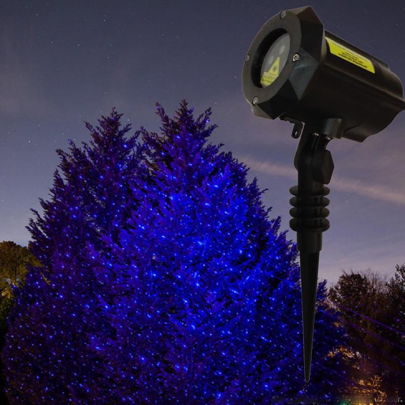 Elf Laser Christmas Lights