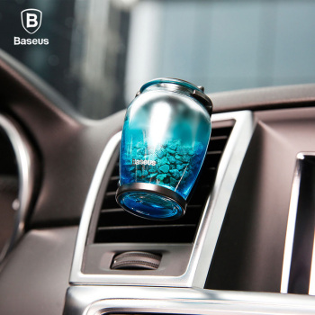 Baseus Aromatherapy Car Holder Air Freshener Perfume for Homes Air Vent Outlet Auto Diffuser Purifier Solid Car Phone Holder 1