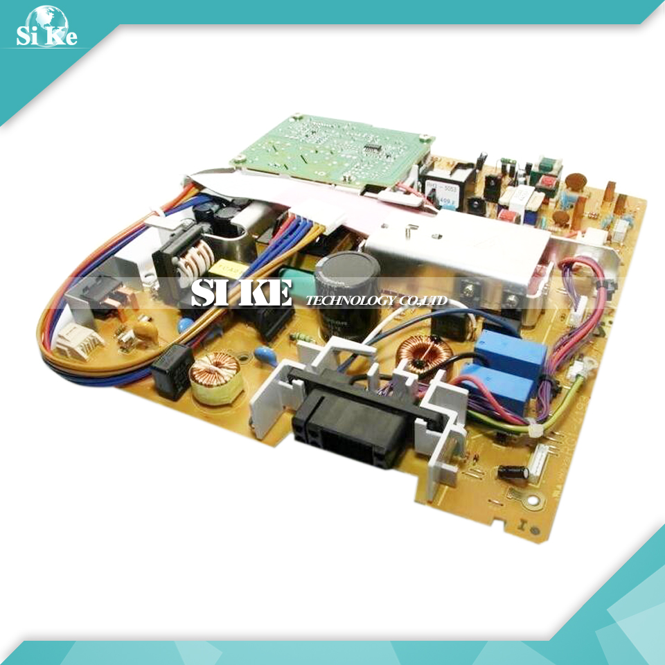 ФОТО LaserJet  Engine Control Power Board For HP 4250 4350 RM1-1071 RM1-1070 HP4250 HP4350 Voltage Power Supply Board