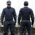 Hombre serpiente del ejército uniforme equipo SWAT táctico del combate de Airsoft traje pantalones camisas ropa caza Pantingball