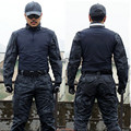 Man Snake Camouflage Military Uniform Army SWAT Equipment Tactical Combat Airsoft Suit Pants Shirts Hunting Clothes Pantingball