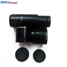 Buy Microscope Camera 0.5X C-Mount Lens For 23.2mm 30mm 30.5mm CCD CMOS Camera Adapter Digital Eyepiece Accessories Free Shipping