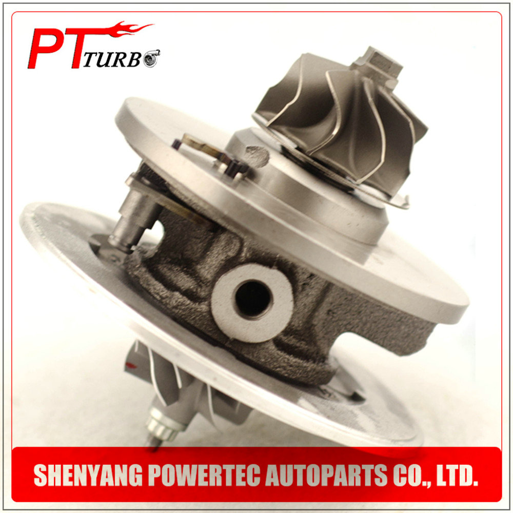 Turbine / Turbos part GT1852V turbo charger cartridge 709836 711006 A6110960999 turbo chra for Mercedes C220 CDI (W203) 85KW